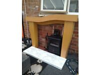 Fire surround for sale £30.00 sold as seen no time wasters please