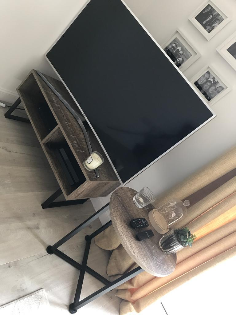 Irving Tv Unit Amp Side Table In Kingswells Aberdeen
