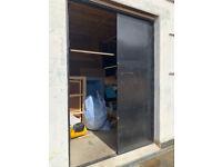Warehouse / Workshop / Storage Unit - 2000 sq.ft - WC, Secure High Doors, High Ceiling