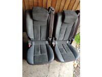 Renault Espace rear seats