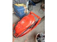 Electric flymower excellent condition only used few times