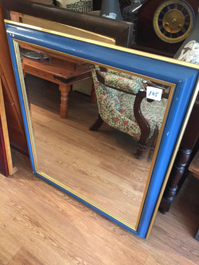 Mirror , size W 30 in H 36 in ( 6 available)