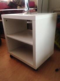 IKEA portable shelf unit