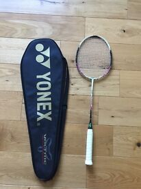 TO SELL: Yonex badminton racket: Voltric I Force