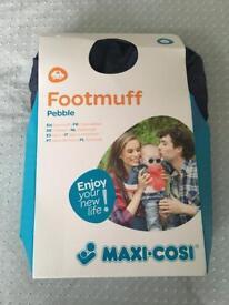 Maxi Cosi Pebble Car Seat Footmuff