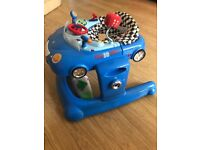 Mothercare light and sound car walker