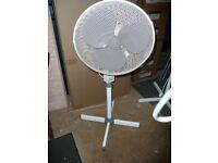 free standing electric fan