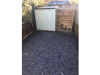 BLUE SLATE CHIPPINGS AGGREGATE FOR GARDENS (Used)