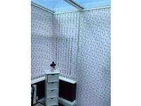 Vertical blinds excellent condition