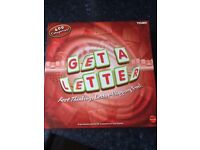 Get a letter board game