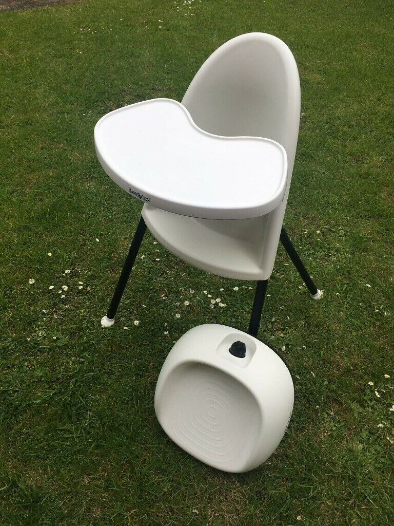 Baby Bjorn high chair and booster seat | in Groby, Leicestershire | Gumtree