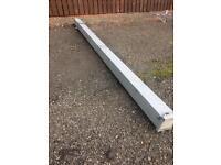 Roof rack & pipe box