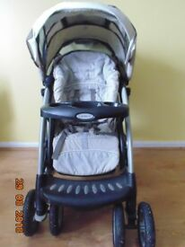 Single Pushchair with Accessories