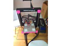 3D printers and filament