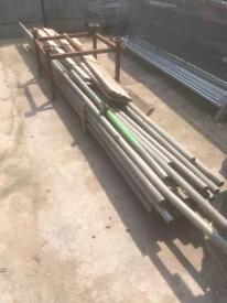 Scaffold Tubes/ Poles ~ 800Ft
