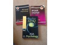 Psychology revision books