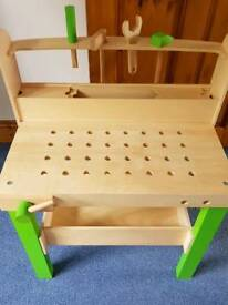 Childs Lumberjack Workbench for sale