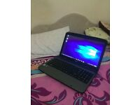 laptop acer 15.6 inch wide like new 4g ram intel processor dvd win 10 web cam selling as finished un