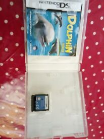 Nintendo DS Dolphin game
