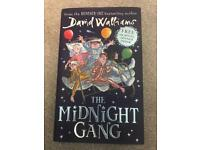 David Walliams The Midnight Gang hard boom