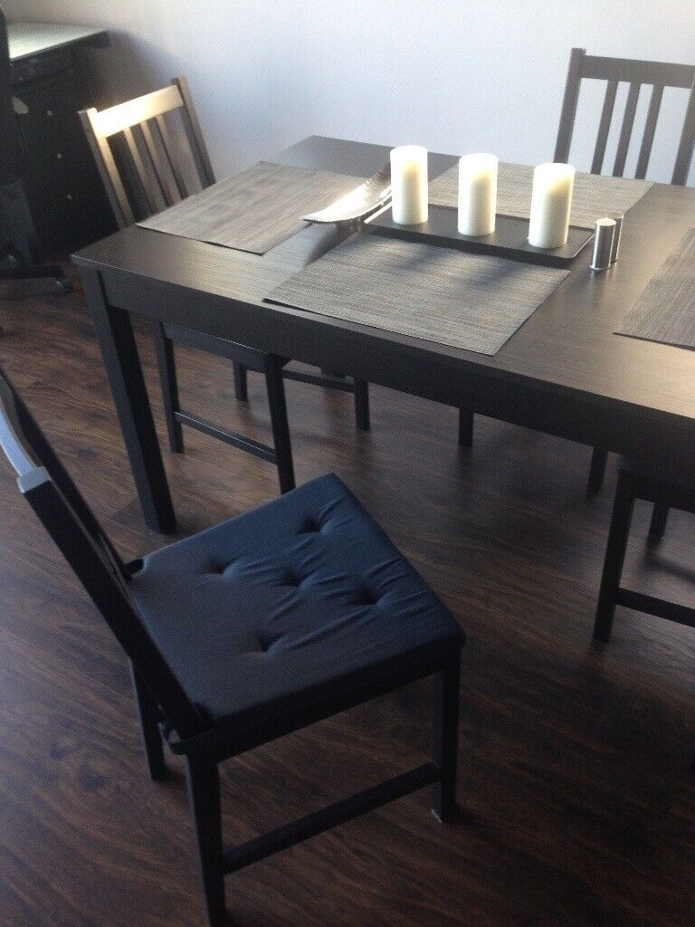 Marvelous Beautiful Dining Table And Chairs For Sale In Swansea Gumtree Home Interior And Landscaping Palasignezvosmurscom