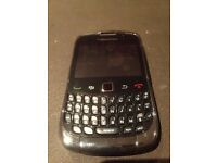 BlackBerry Curve 3G 9300 - Black (Vodafone) Smartphone (Keypad -AZERTY)