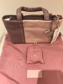 Radley Handbag and Purse Set