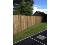 Fencing/decking/gates and patios