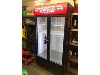 Coca Cola fridge