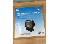 Sodium/metal halide floodlight 250w