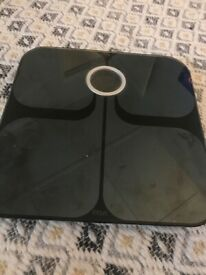 Fitbit weighing scales