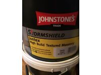 Johnstons high build masonry great offer don't miss out