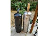 Wood burner/oven