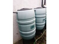 Two Water Butts for £50