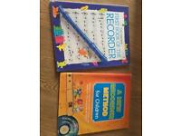Learn the Recorder Books and cd