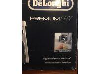 Delonghi deep fry