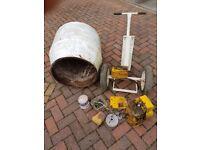 Benford Half-Bag Cementy Mixer (Dismantled)