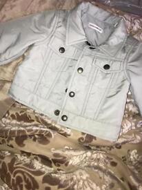 Baby designer dolce gabbana jacket