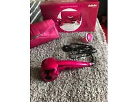 BaByliss 2663GU Curl Secret Simplicity Hair Styler Gift Set - Pink