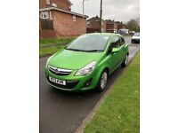 Vauxhall Corsa with He Man Dual controls