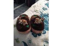 Adult Unisex Disney Slippers UK size 5 / 6
