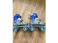 Roller Skates. Adjustable size 12 - 2