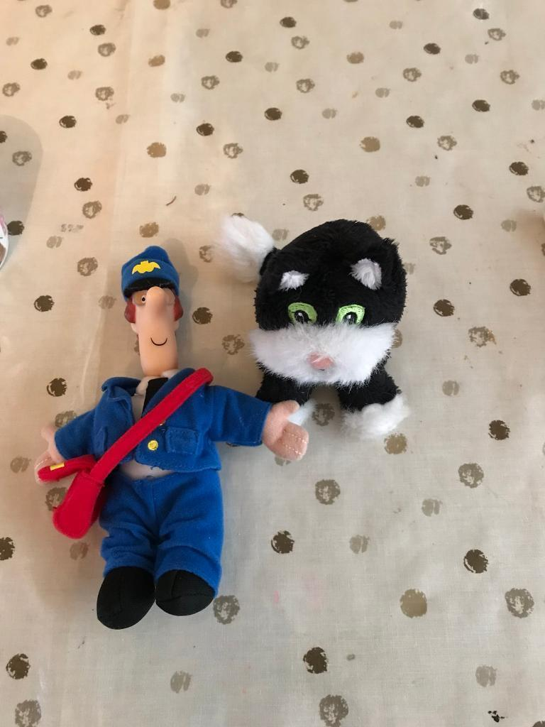 Postman Pat and Jess the Cat