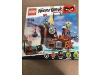 The Angry Birds Movie Lego 75825 Piggy Pirate Ship
