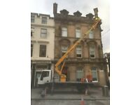 ROOFER ROOFING NEWTON MEARNS SOUTHSIDE SLATES TILES GUTTERS REPAIRS CHERRY PICKER HIRE
