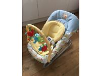 ** Chicco Relax & Play Baby Bouncer/ Bouncing chair **