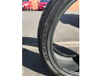 Tyre 225 35 28 7mm no repairs