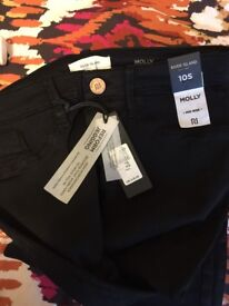 River Island Molly jeans size 10 S