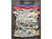 3x baby boy t-shirt size 18-23 months