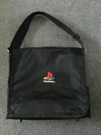 Vintage PlayStation Case/Bag